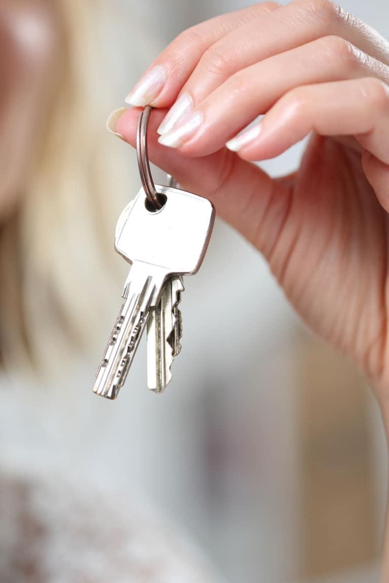Finanzierung Ihres Wohntraums, Schlüssel
