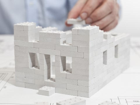 modulare Bauweise_Lego
